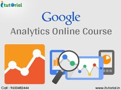 #GoogleAnalyticsOnline course helps you to study the core fundamentals of the analytical tool, and become adept in the creation of high-value of the website. It helps you to find and easy to evaluate the value of each visitor of the site. See more @ http://bit.ly/2lX277W #ITutorial #GoogleAnalytics