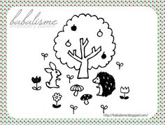 Cute embroidery pattern by babalisme