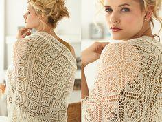 Ravelry: #32 Beaded Shawl pattern by Karen Joan Raz