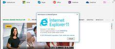 Internet Explorer 11 è prepotentemente installato su tutti i sistemi Windows 10 e non è possibile disinstallarlo, ma possiamo disattivarlo.