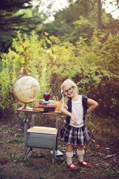 Back to school with Sarah-Beth Photography's shot. @Sarah Hill.