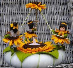 Viltcreaties Corina : sunflowers