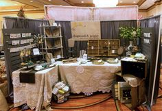 sew funky: a very feminine booth