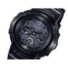 カシオ CASIO Gショック G-SHOCK ソーラー メンズ 腕時計 AWG-M510BB-1AJF 国内正規