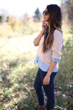 The Collaboration Blog: Just a Little Fall Business #thecollabblog #fallfashion