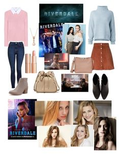 """Riverdale Betty Cooper"" by alex2115 ❤ liked on Polyvore featuring Topshop, Altuzarra, Sol Sana, Theory, Le Kasha, Alexander Wang, Charlotte Tilbury, LE VIAN and Nina Ricci"