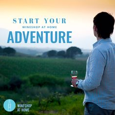 Make friends. Share & learn about wine. Travel the world. Create your joy. Start your WineShop At Home adventure today!