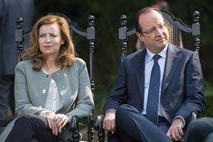 할리우드에서는 프랑스 대통령의 전 동거녀 발레리 트리에르바일레의 복수전을 영화로 만들기 위해 준비하고 있을지도 모르겠다. 시나리오 작가가 굳이 ...