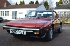 The 1983 Fiat X19 Bertone sold for £17,940 (US$29,989)