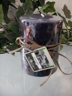 16 oz Round Pillar Muscadine Scent Candle by Unique Aromas. $20.25. Candle color may vary from photograph. Muscadine scent. Price per each candle. This candle is sure to bring joy and warmth to all those in the presence of it.Some assembly may be required. Please see product details.Some assembly may be required. Please see product details.