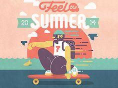 Feel the summer by Igor_Eezo