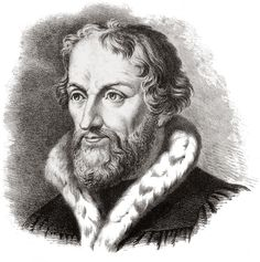 Philip Melanchthon, was a German Protestant reformer,(1497-1560) collaborator with Martin Luther, the first systematic theologian of the Protestant Reformation, intellectual leader of the Lutheran Reformation, and an influential designer of educational systems.  http://en.wikipedia.org/wiki/Philipp_Melanchthon