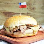 Barros Luco sandwich