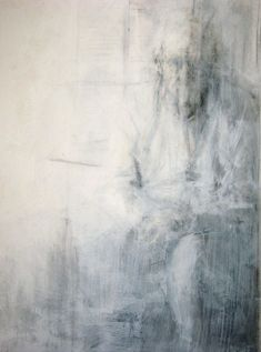 Ginny Grayson. Untitled, 2011. Charcoal and gesso on paper