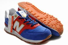 Joes New Balance ML574OLN Sneakers Road to London 2012 Olympic Blue Red White Mens Shoes