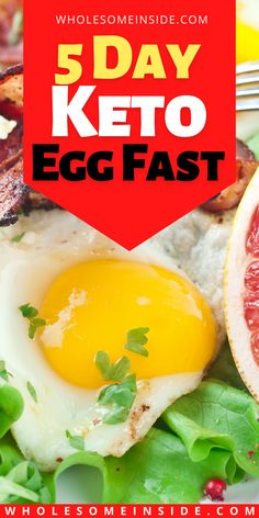 Cream Cheese Scrambled Eggs, Keto Deviled Eggs, Milk Biscuits, Keto Egg Fast, Keto Flu, Keto Cream, Lose Weight, Weight Loss, Food Challenge