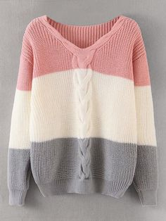 Casual Sweaters, Cute Sweaters, Cable Knit Sweaters, Teen Fashion Outfits, Stylish Outfits, Cute Outfits, Knit Fashion, Sweater Outfits, Sweater Weather