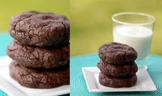My favorite chocolate cookie recipe.