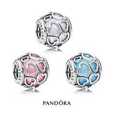 >>>Pandora Jewelry OFF! Pandora Beads, Pandora Bracelet Charms, Pandora Jewelry, Charm Jewelry, Charm Bracelets, Jewelry Rings, Fashion Bracelets, Fashion Jewelry, Large Hole Beads