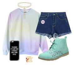 """""""Netflix and...relax"""" by mechefbu on Polyvore featuring Chicnova Fashion, Casetify and Glenda López"""