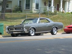 """'67 Pontiac GTO That's an awesome, clean looking """"GOAT""""!!!!"""