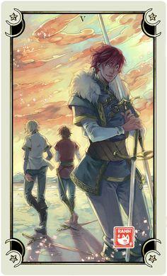 ::Tarot-Minor Arcana-5 of Swords:: by rann-poisoncage
