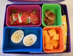 Eggface Bento Box Lunch Recipes and Ideas - Low Carb High Protein Sugarfree