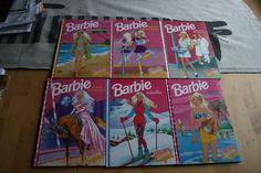 Barbiekirjat
