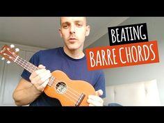 7 Ukulele Barre Chord Tips | Play Better Barre Chords - YouTube