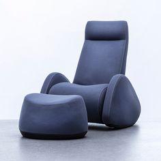 Allermuir Ottens Rocking Chair