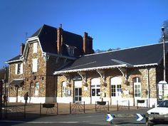 La Ferté-sous-Jouarre; La Gare_