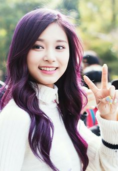 36 New Ideas For Hair Color Dark Purple Bangs Dark Purple Hair, Violet Hair, Hair Color Purple, Dark Hair, Hair Colors, K Pop, Hair Inspo, Hair Inspiration, Kpop Hair Color