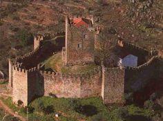 Castelo de Nisa, Alentejo, Portugal