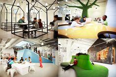 Vittra Telefonplan free school in Stockholm