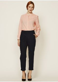 Nicolette Trousers in Navy