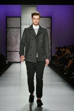 Male Fashion Trends: Soïa & Kyo Autumn/Winter 2014 | World Mastercard Toronto Fashion Week