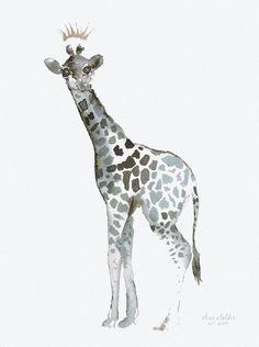 Giraff – elska