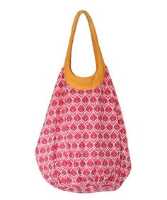 Loving this Dorset Red Weekender Tote on #zulily! #zulilyfinds