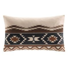 Grand Canyon Embroidered Pillow  $41.99