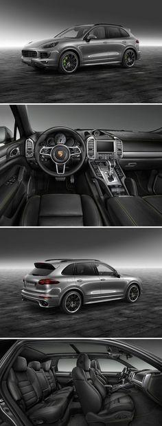 """ Cayenne S E-Hybrid from Porsche"" Most luxurious SUVs In The World 2017 Best luxury SUVs"