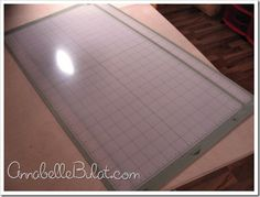 Make your own Silhouette mat