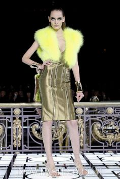 Versace Atelier Couture Spring Summer 2013 Paris
