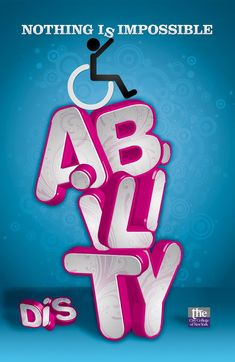 posters for equality disabled people - Google Search