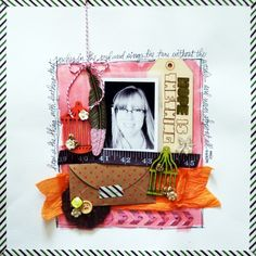 Scrapbooking Ideas for Getting Your Story Told with Selfies   Emily Pitts   Get It Scrapped