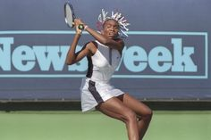 Venus Williams: Why I'm Going Back to Indian Wells  Brian Bahr/Getty Images