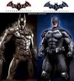Batman From Origins To Knight
