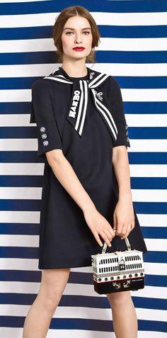 Dolce & Gabbana Spring Summer 2017 Collection Marina