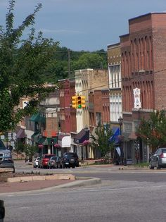 downtown Niles Michigan, Sometimes I really miss this place.