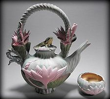 Shop Artist-Made Ceramic Teapots and Art Teapots | Artful Home