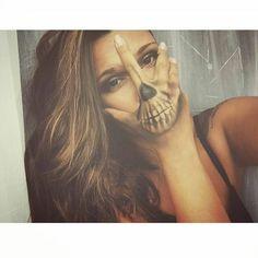 Best Makeup Idea for Halloween  Makeup by @l_stzki